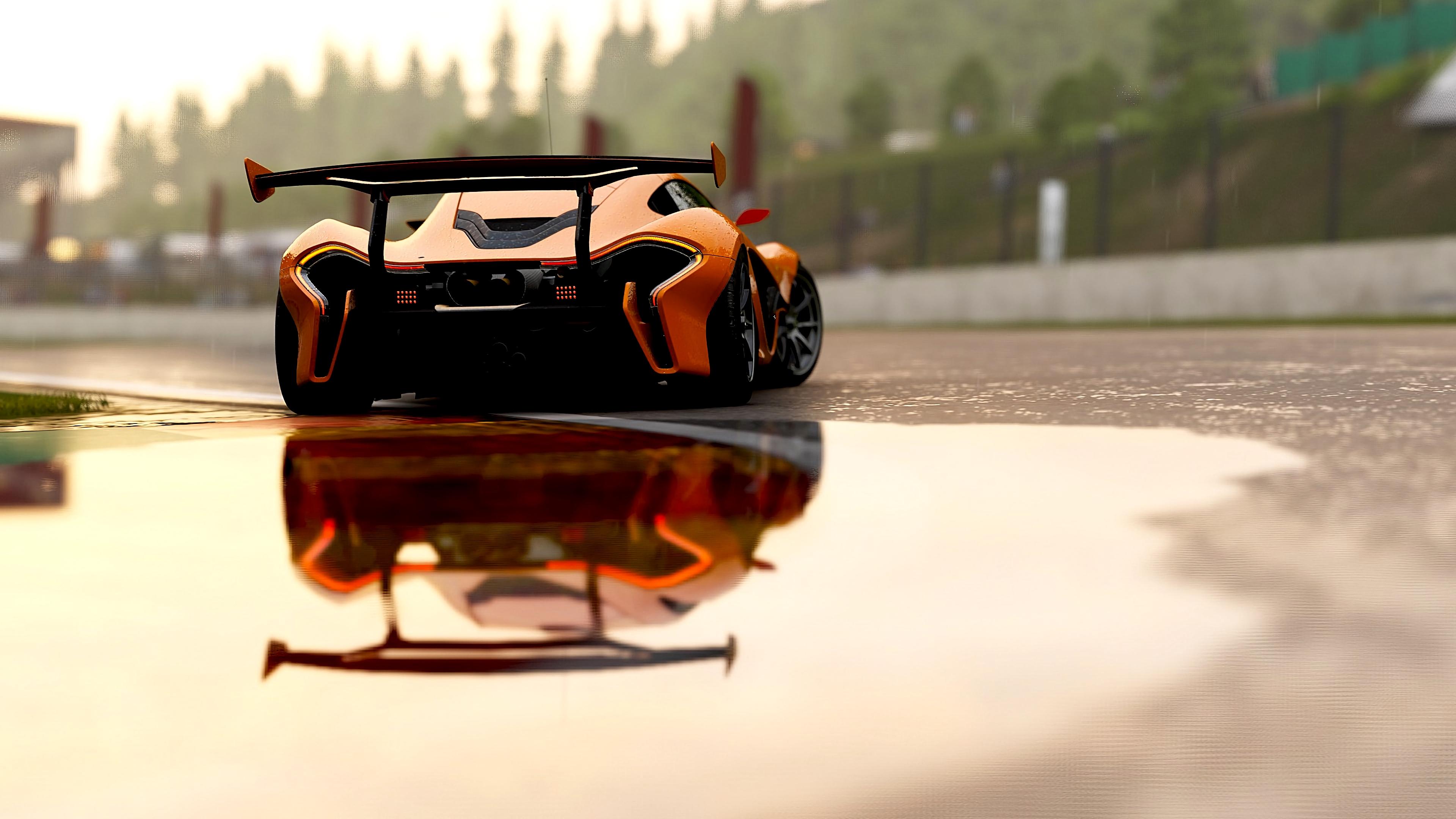 McLaren P1 4k Ultra HD Wallpaper   Background Image ...