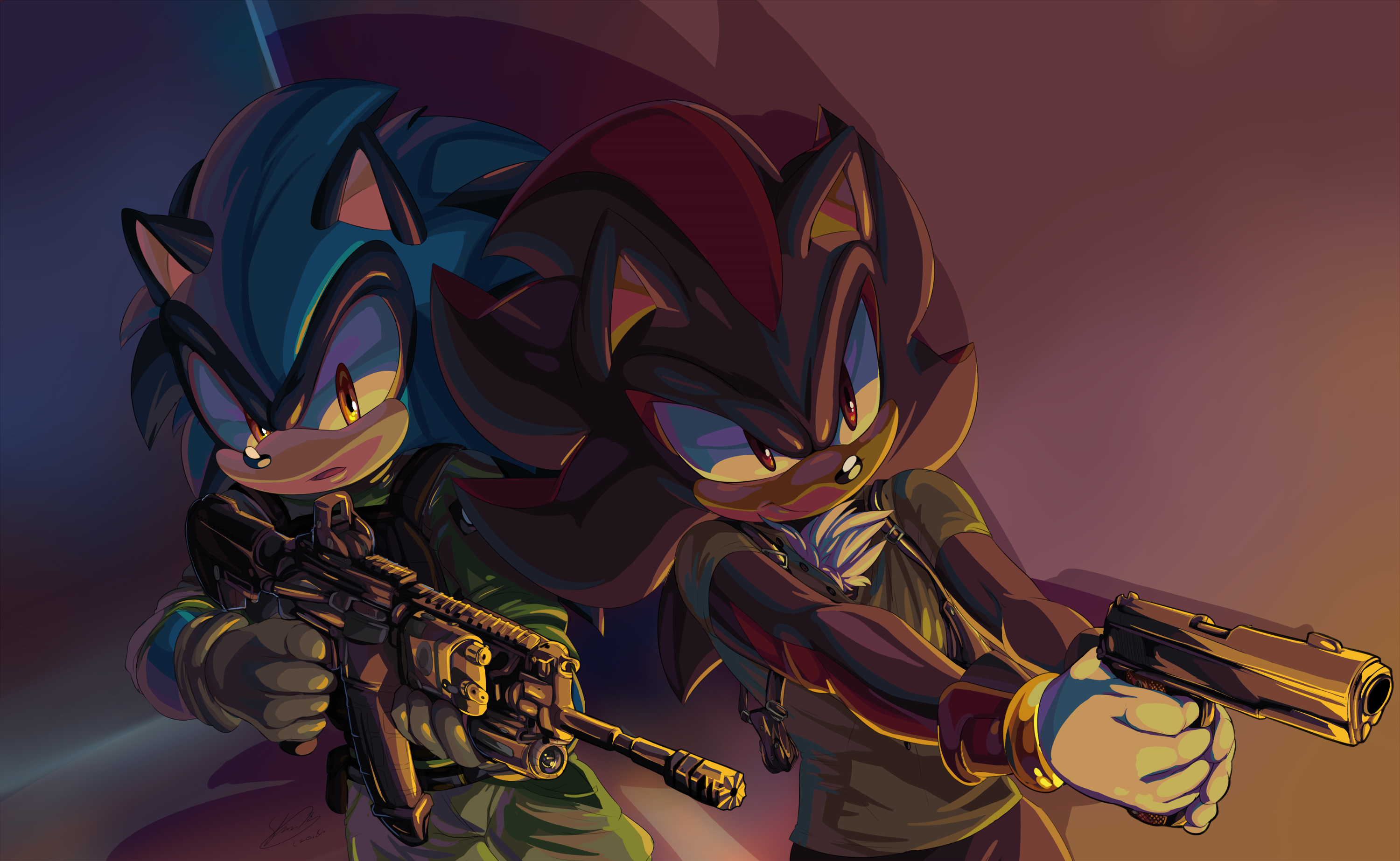 Sonic The Hedgehog Hd Wallpaper Background Image 3000x1846 Id 956229 Wallpaper Abyss