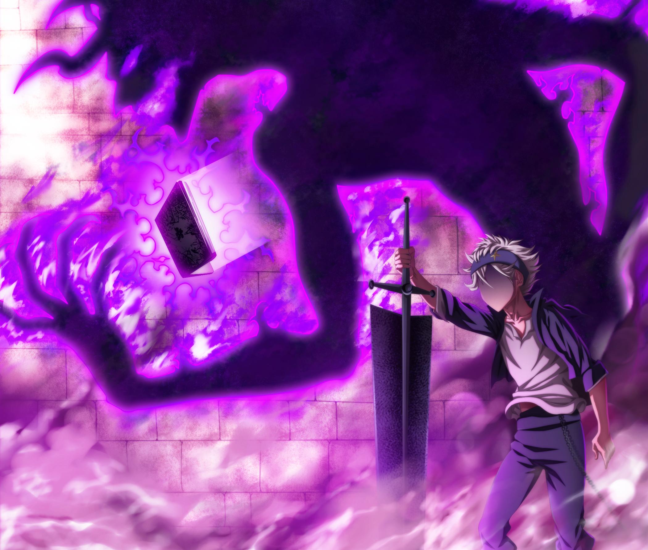 Black Clover HD Wallpaper | Background Image | 2100x1784 ...