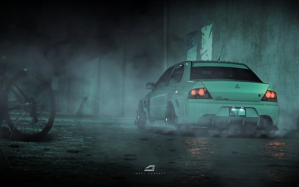 Video Game Need for Speed (2015) Need for Speed Mitsubishi HD Wallpaper | Background Image
