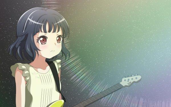 Anime BanG Dream! Girls Band Party! Rimi Ushigome Fondo de pantalla HD   Fondo de Escritorio