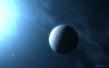 Science-Fiction - Planet Wallpapers and Backgrounds ID : 9603