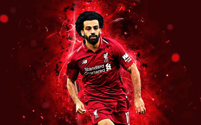 Mohamed Salah - Liverpool HD Wallpaper