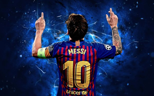 Sports Lionel Messi Soccer Player FC Barcelona HD Wallpaper | Background Image