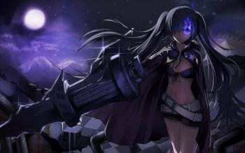 Anime - Black Rock Shooter Wallpapers and Backgrounds ID : 96371