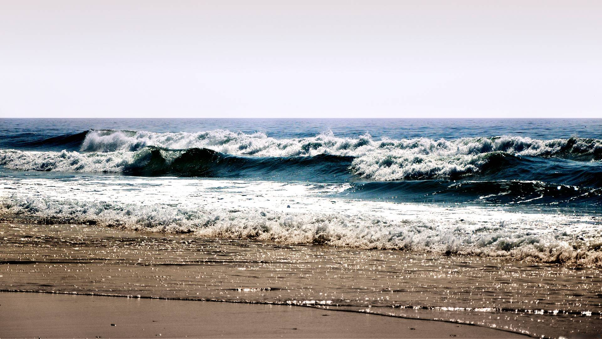 Tierra - Playa  Fondo de Pantalla