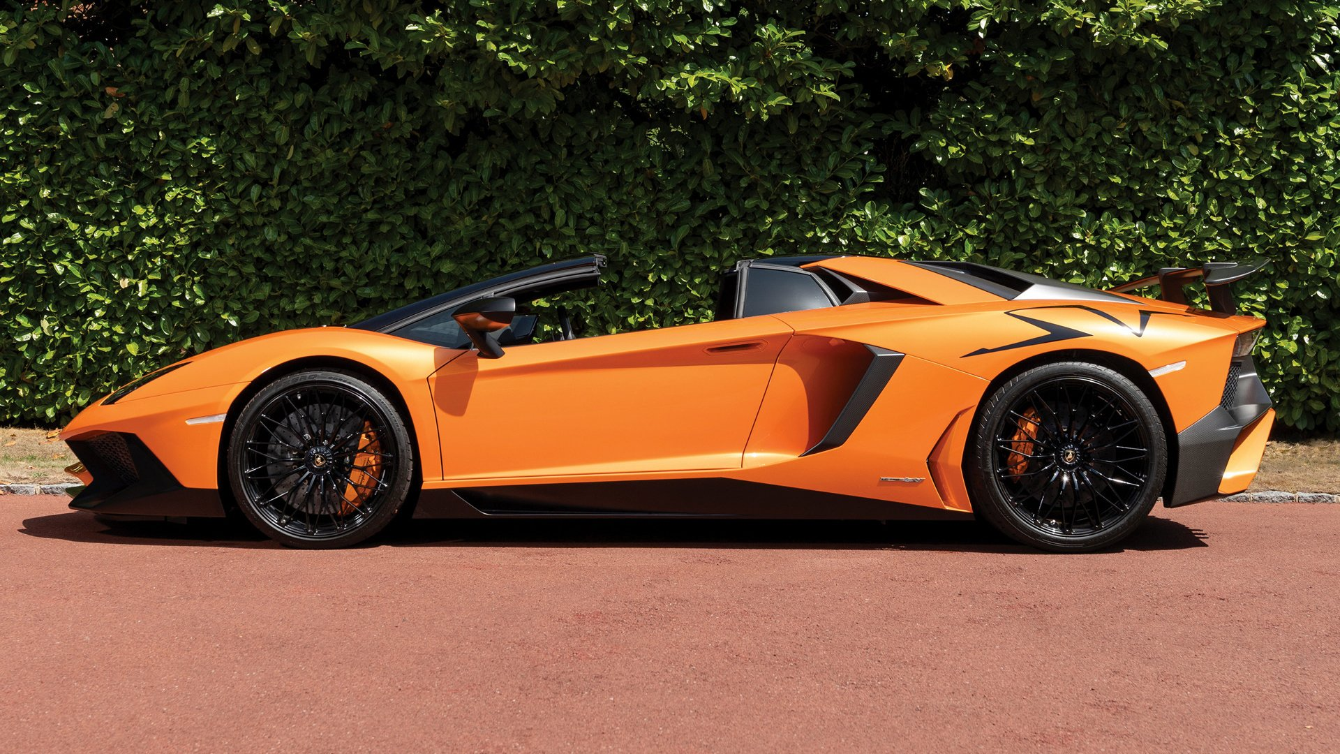 2015 Lamborghini Aventador Lp 750 4 Superveloce Roadster Hd