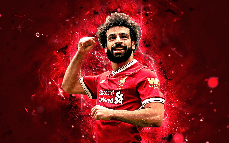 Wallpapers Of Sallah: Mohamed Salah - Liverpool HD Wallpaper