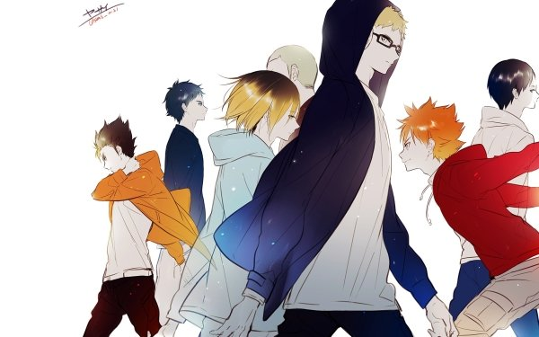 Anime Haikyu!! Karasuno High HD Wallpaper | Background Image