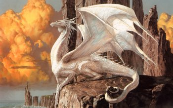 Fantasy - Dragon Wallpapers and Backgrounds ID : 96651