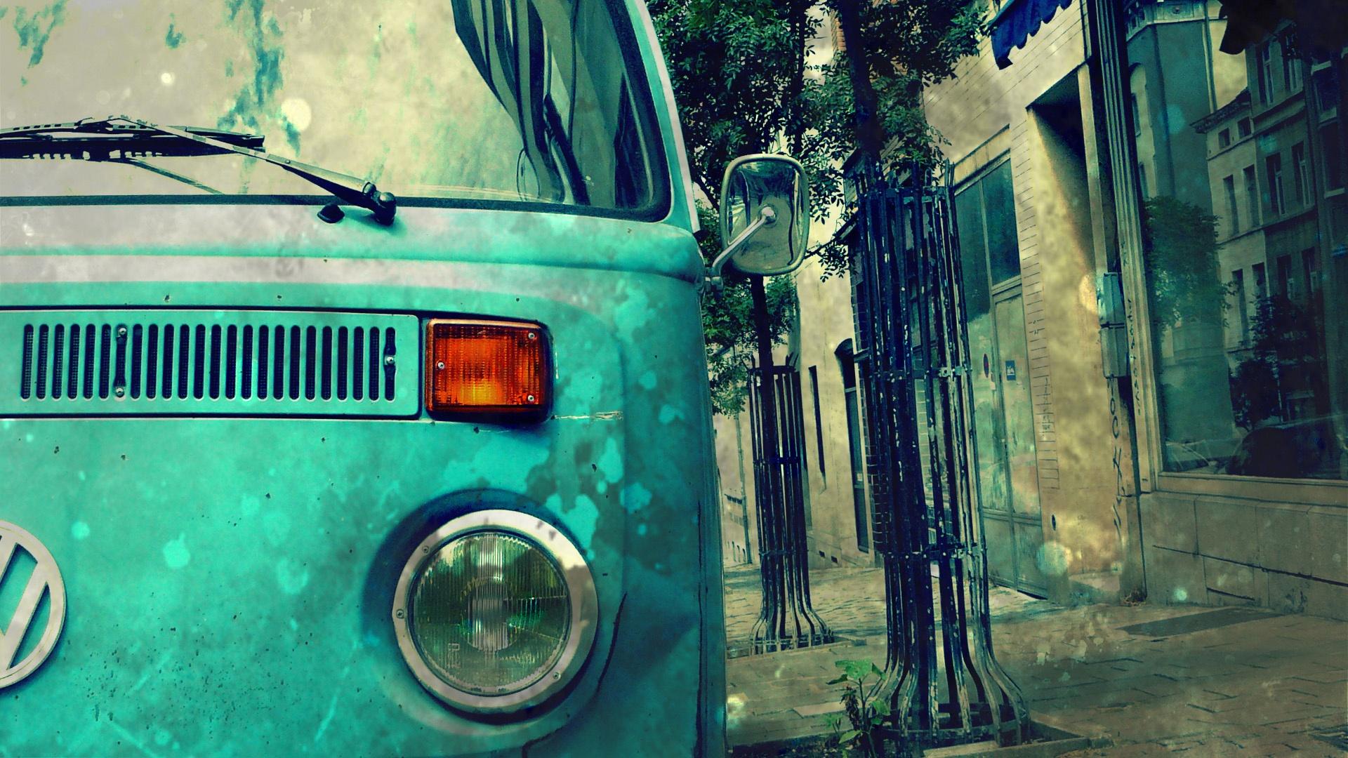 Volkswagen Hd Duvar Kağıdı Arka Plan 1920x1080 Id96773