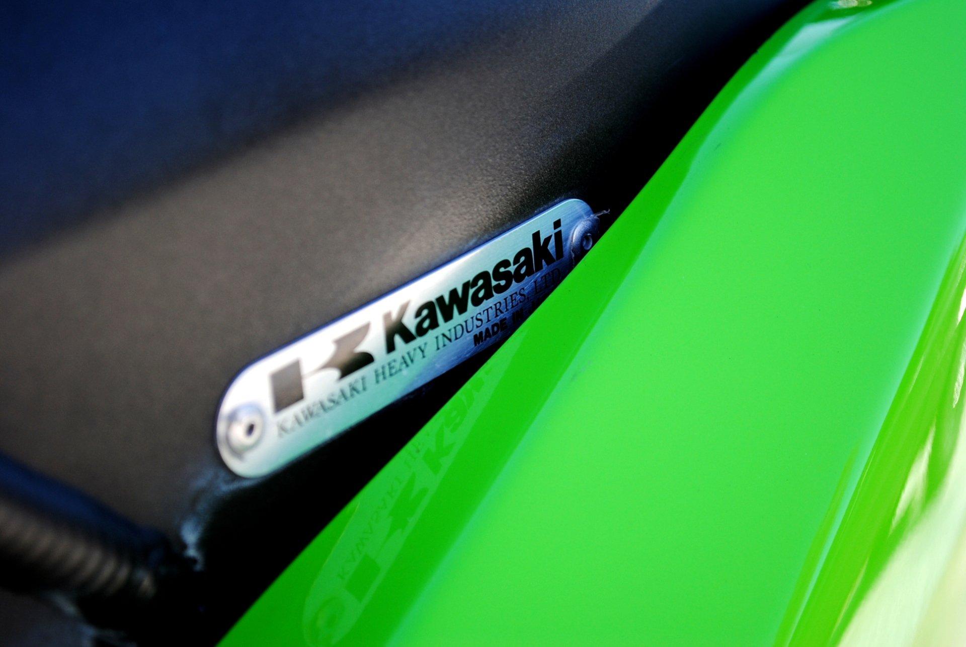 Fahrzeuge - Kawasaki  Wallpaper