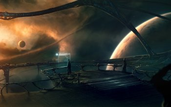 Multi Monitor - Science Fiction Wallpapers and Backgrounds ID : 96801