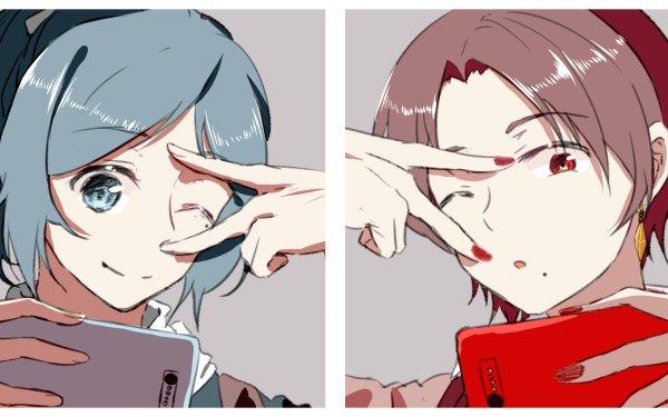 Anime Touken Ranbu Kashuu Kiyomitsu Yamatonokami Yasusada HD Wallpaper | Background Image