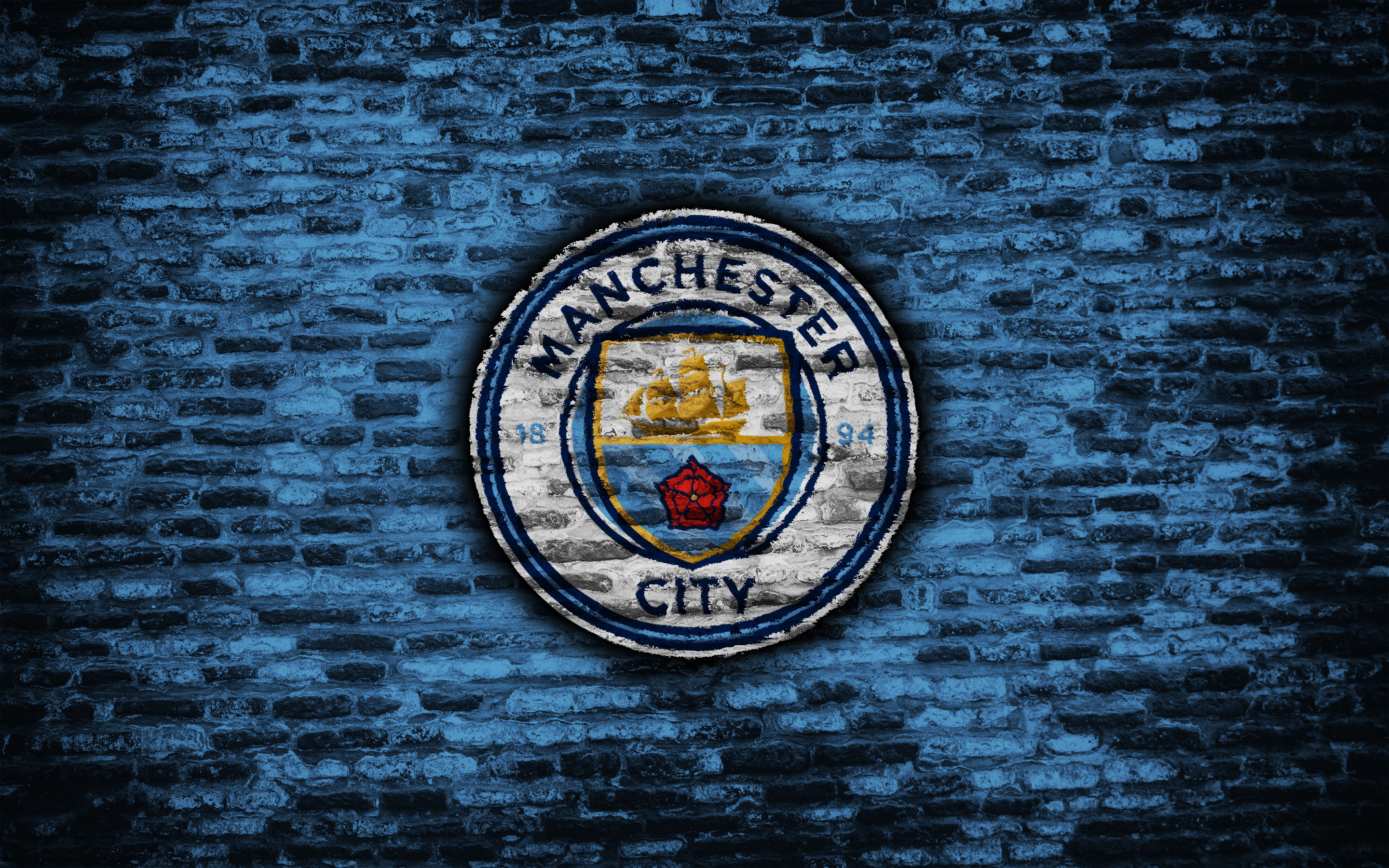 Manchester City Logo HD Wallpaper   Background Image ...