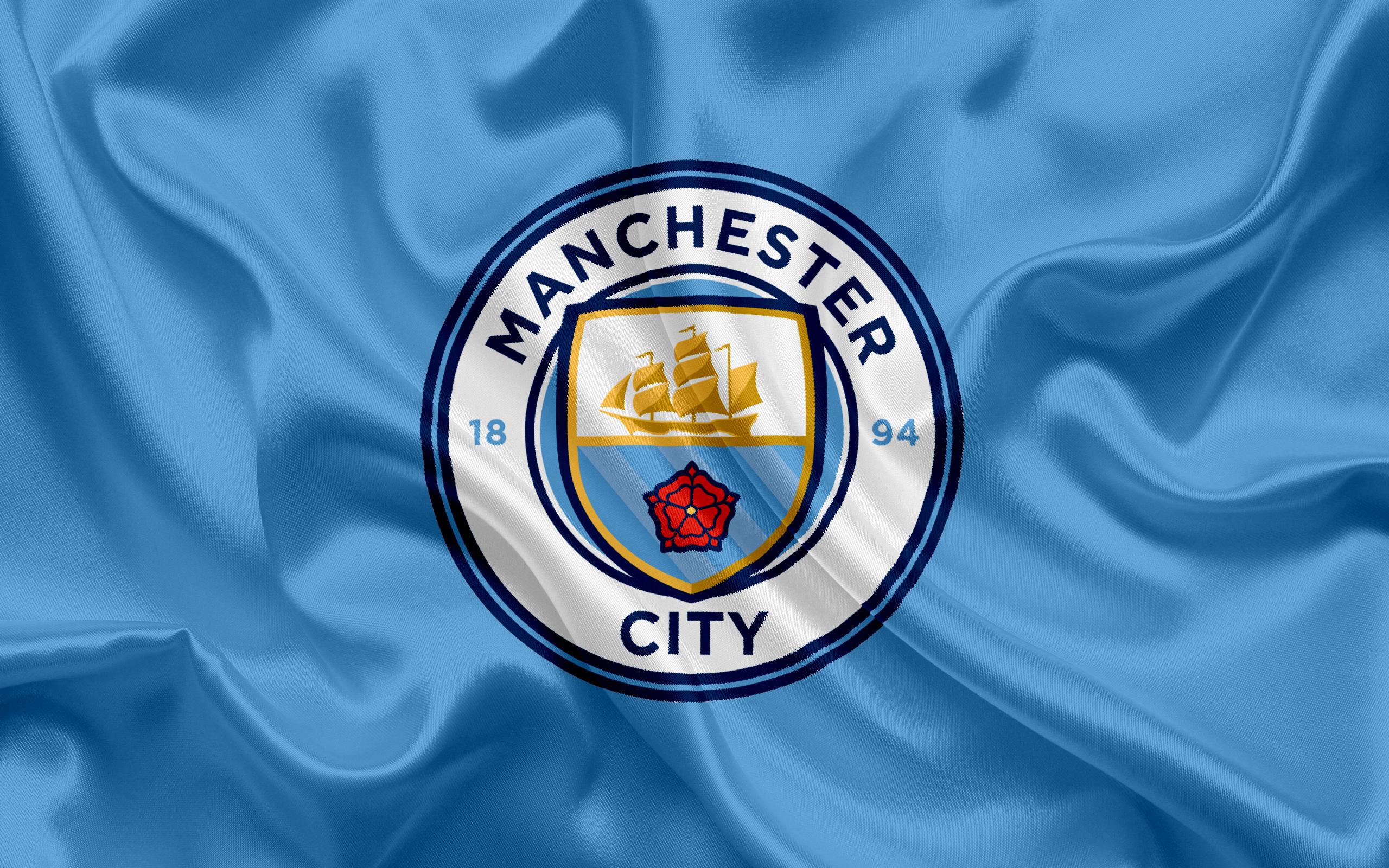 Manchester City Logo Fondo De Pantalla Hd Fondo De