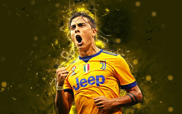 Sports Paulo Dybala Soccer Player Argentinian Juventus F.C. HD Wallpaper | Background Image