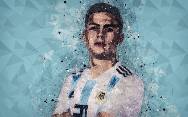 Sports Paulo Dybala Soccer Player Argentinian HD Wallpaper | Background Image