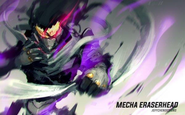 Anime My Hero Academia Shouta Aizawa Mecha HD Wallpaper   Background Image
