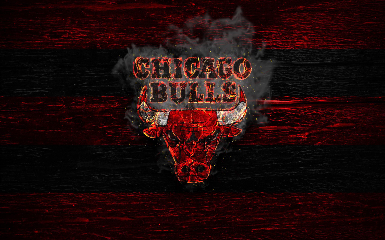 Chicago Bulls Logo Fondo De Pantalla Hd Fondo De