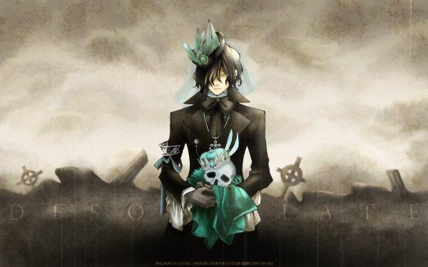 Anime Pandora Hearts Gilbert Nightray HD Wallpaper   Background Image