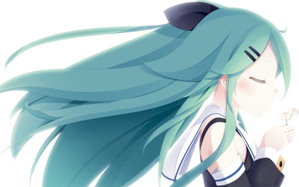 Anime Kantai Collection Yamakaze HD Wallpaper | Background Image