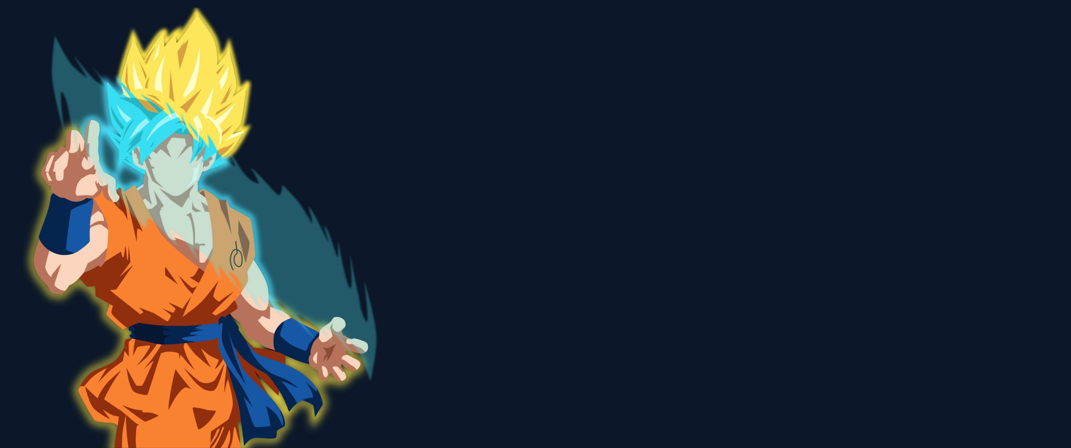 Dragon Ball Super Hd Wallpaper Background Image 3440x1440 Id