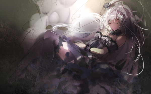 Anime Re:ZERO -Starting Life in Another World- Satella HD Wallpaper | Background Image