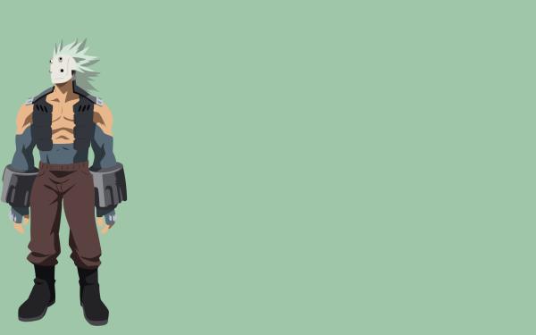 Anime My Hero Academia Gunhead HD Wallpaper | Background Image