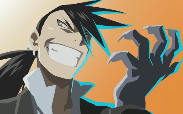 Anime FullMetal Alchemist Fullmetal Alchemist Greed HD Wallpaper | Background Image