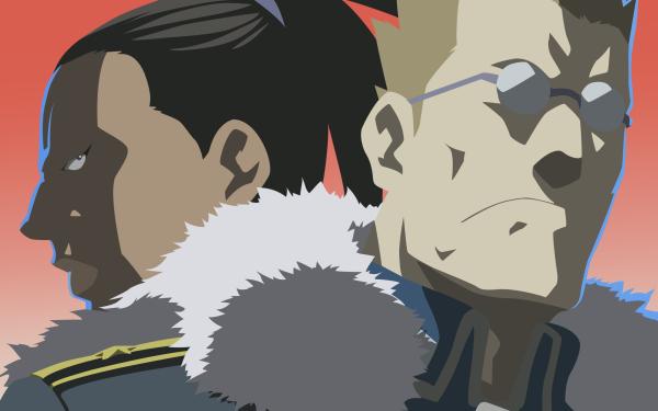 Anime FullMetal Alchemist Fullmetal Alchemist Zampano Jerso HD Wallpaper | Background Image
