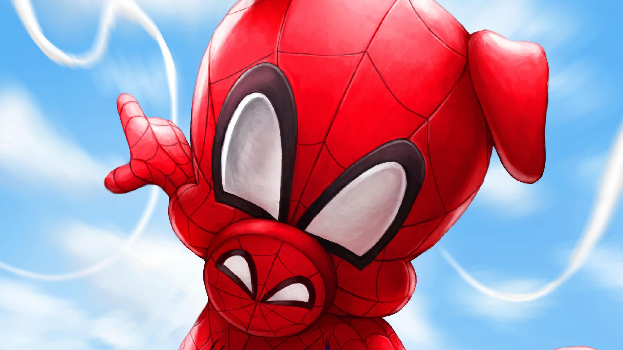 Spider-Man: Into The Spider-Verse HD Wallpaper ...