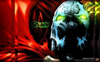 Комиксы - Spawn Wallpapers and Backgrounds ID : 97733