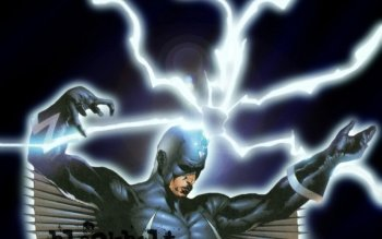 Comics - Black Bolt Wallpapers and Backgrounds ID : 97783