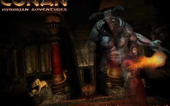 Video Game - Age Of Conan: Hyborian Adventures Wallpapers and Backgrounds ID : 97793