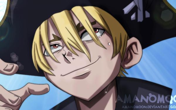 Anime Dr. Stone Nanami Ryusui HD Wallpaper | Background Image