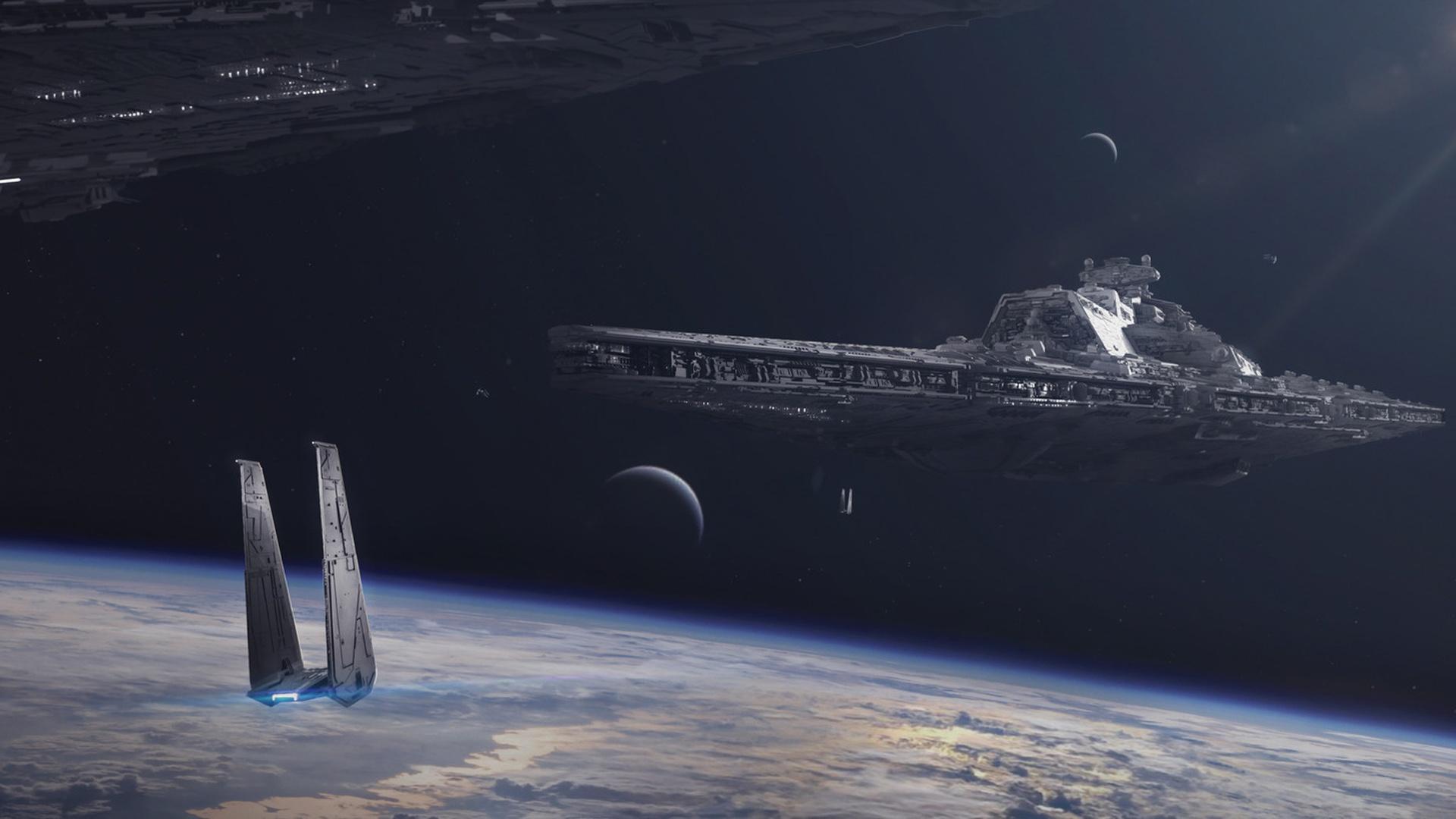Star Wars Hd Wallpaper Background Image 1920x1080 Id