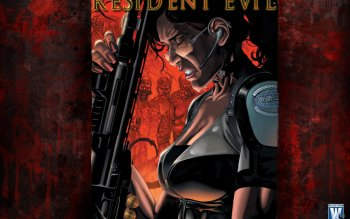 Comics - Resident Evil Wallpapers and Backgrounds ID : 97831
