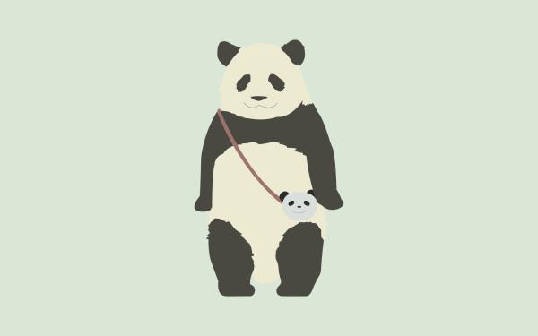 Anime Shirokuma Cafe Panda HD Wallpaper   Background Image