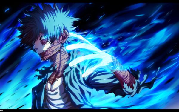 Anime My Hero Academia Dabi HD Wallpaper | Background Image