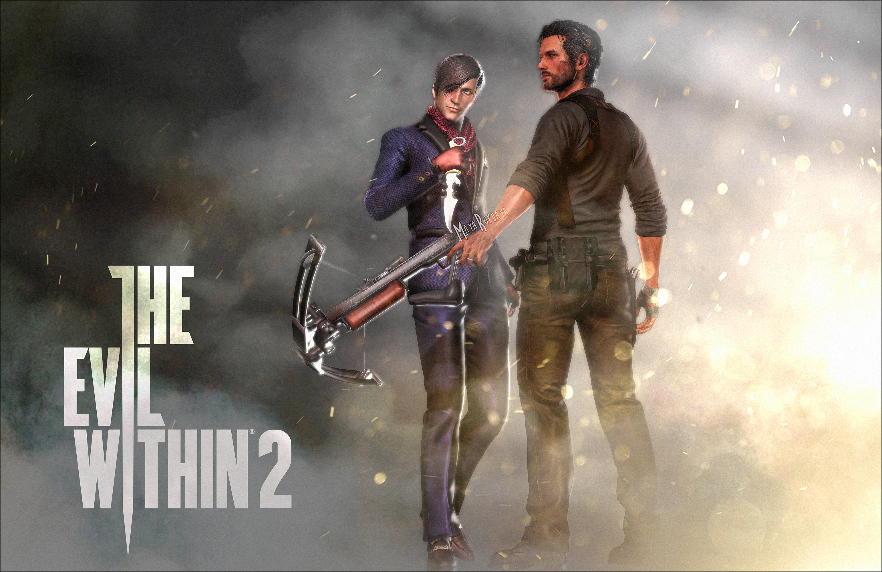 The Evil Within 2 Hd Wallpaper Background Image 3084x2000 Id