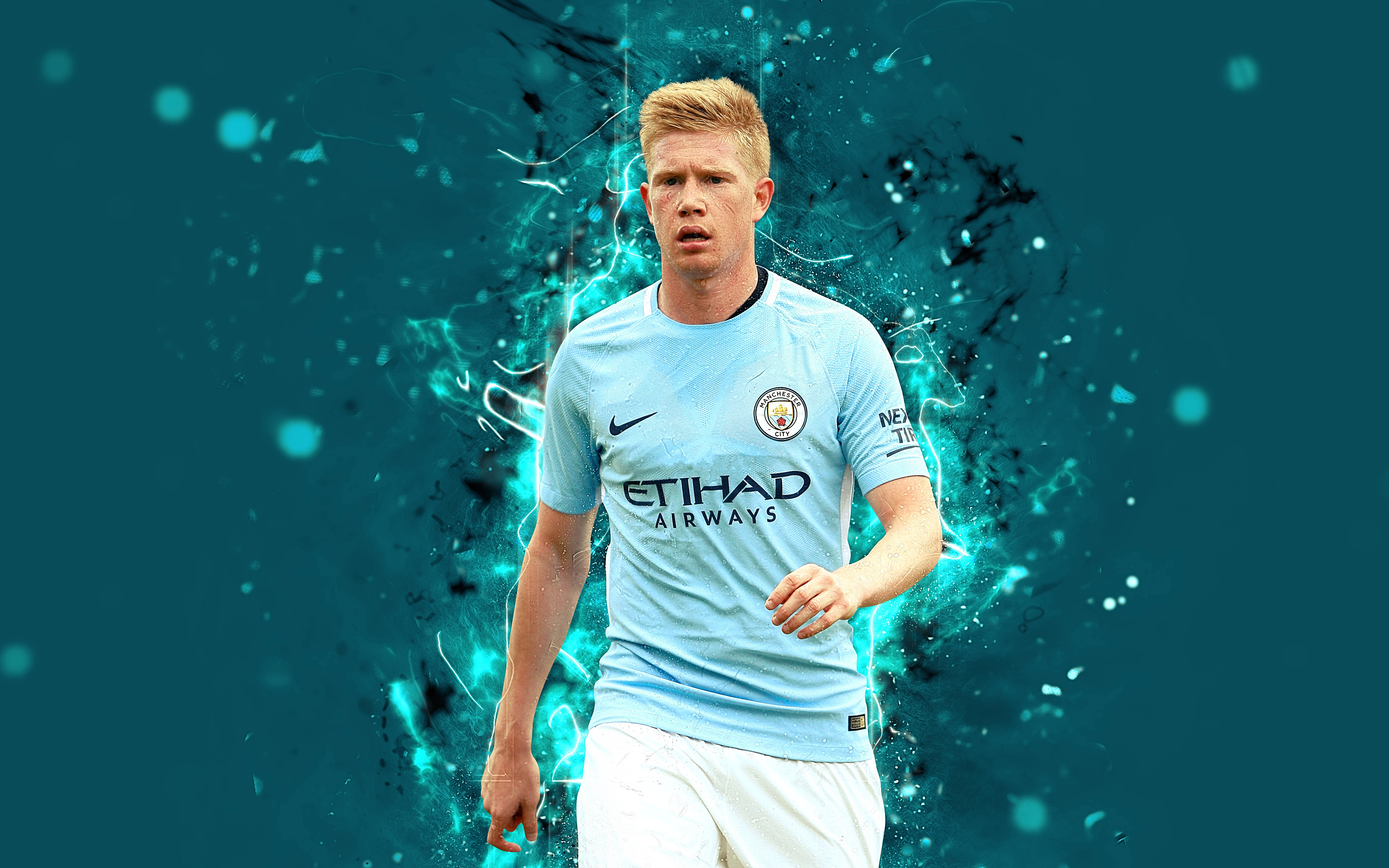 Kevin De Bruyne 4k Ultra HD Wallpaper