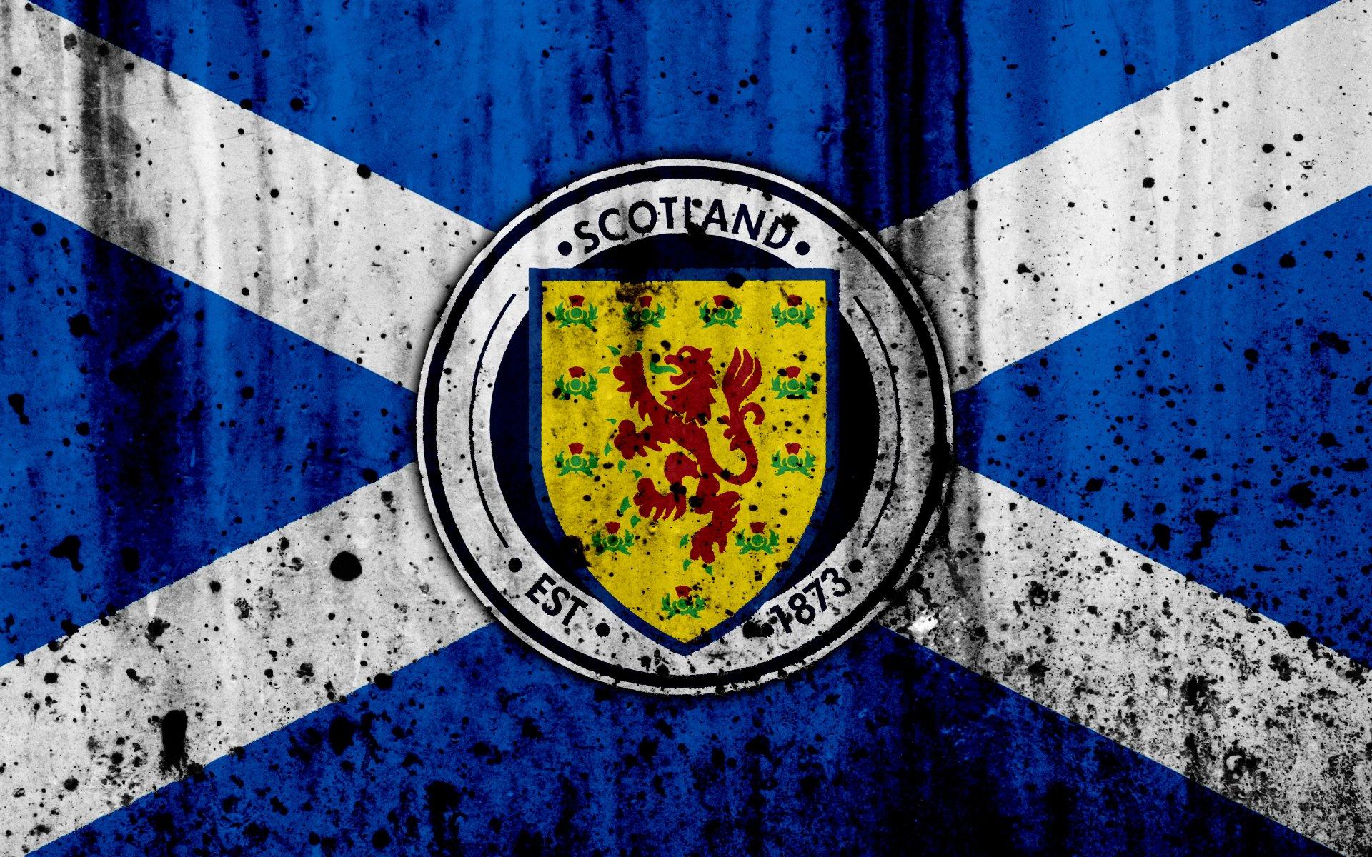 Scotland National Football Team Zoom Background 6