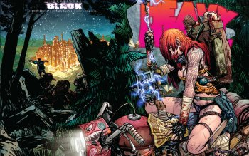 Comics - Heavy Metal Wallpapers and Backgrounds ID : 98013