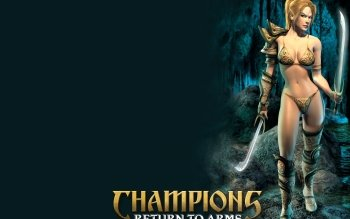 Video Game - Champions Wallpapers and Backgrounds ID : 98053
