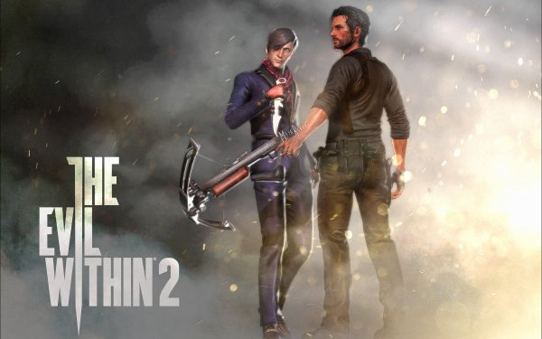 Video Game The Evil Within 2 Sebastian Castellanos Stefano Valentini HD Wallpaper   Background Image
