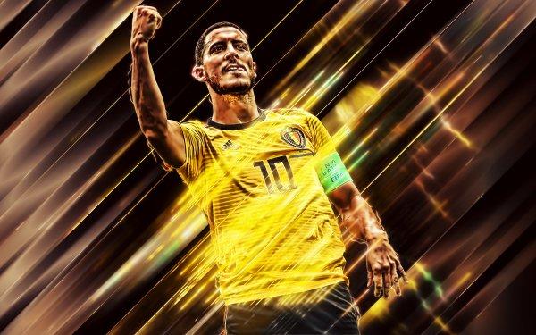 Sports Eden Hazard Soccer Player Belgian HD Wallpaper | Background Image