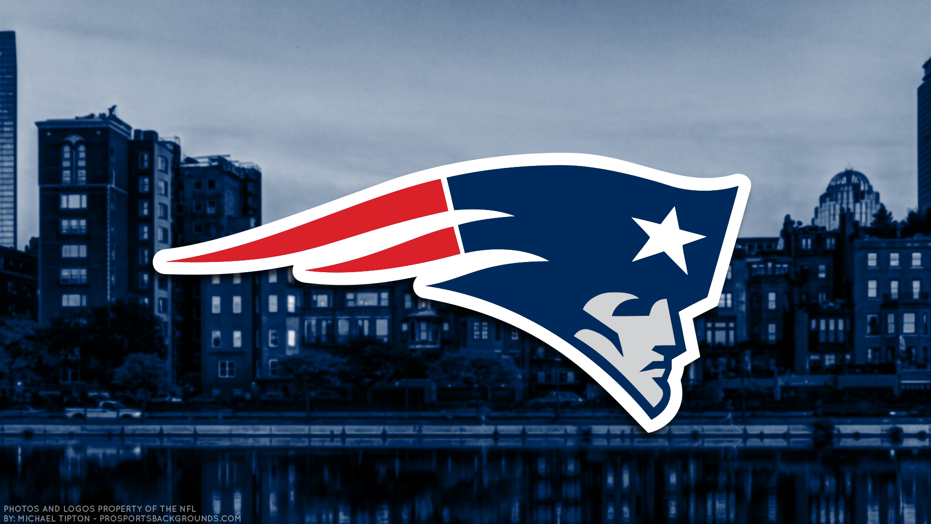 New England Patriots HD Wallpaper | Background Image | 1920x1080 | ID:981400 - Wallpaper Abyss