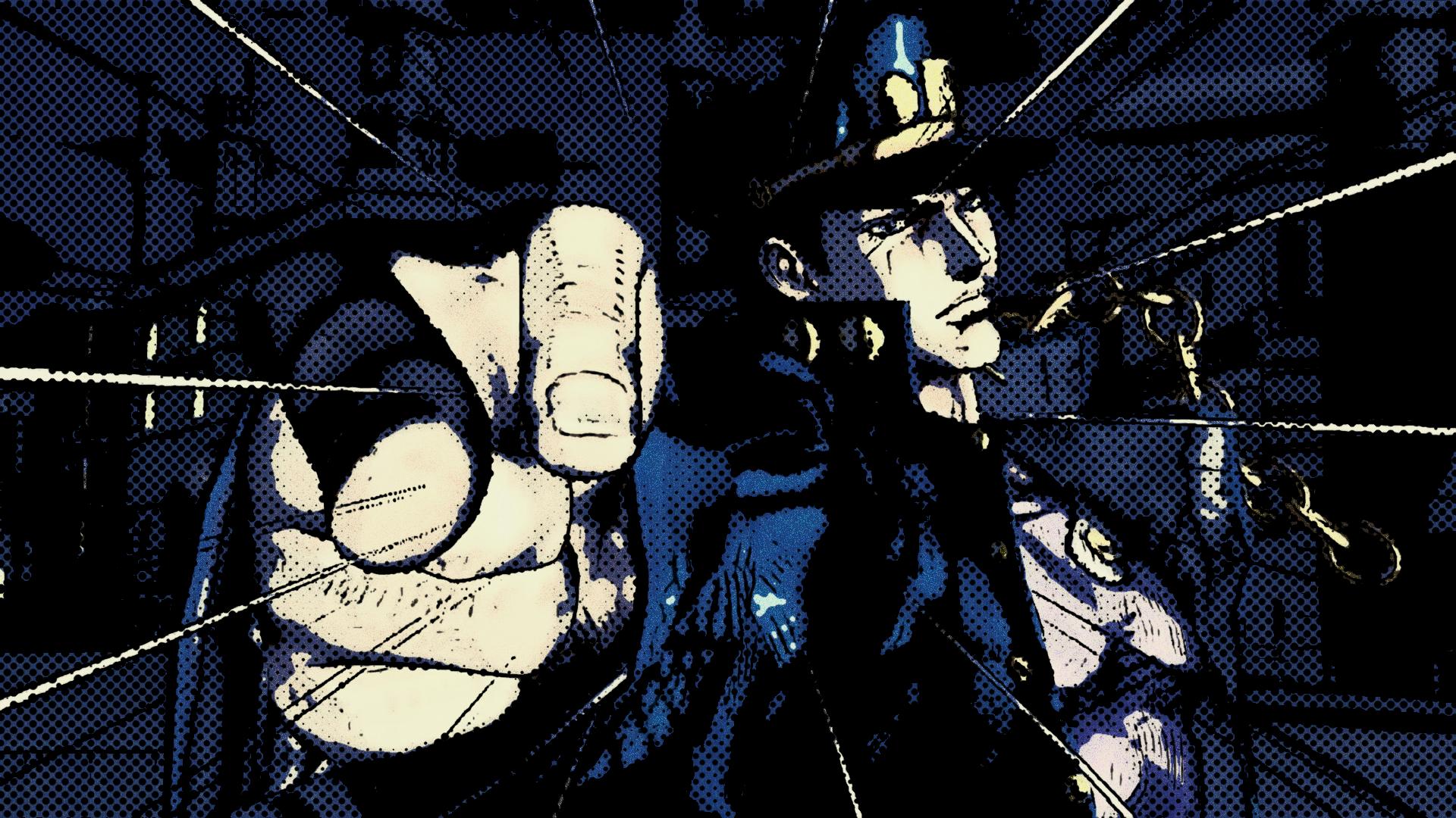 Jojo S Bizarre Adventure Hd Wallpaper Background Image 1920x1080 Id 981537 Wallpaper Abyss