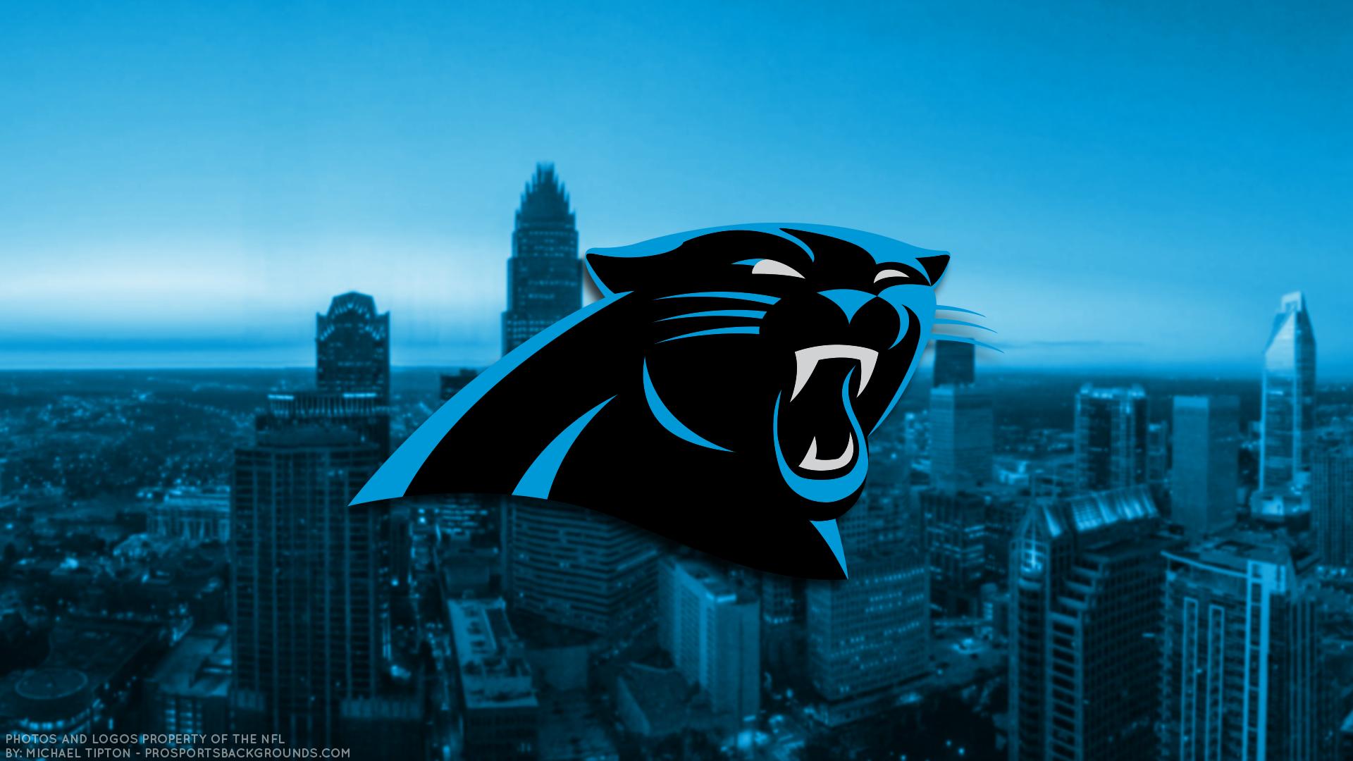 Carolina Panthers Hd Wallpaper Background Image 1920x1080 Id